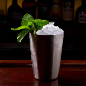 Bill's Package Store - Mint Julep in Metal Cup