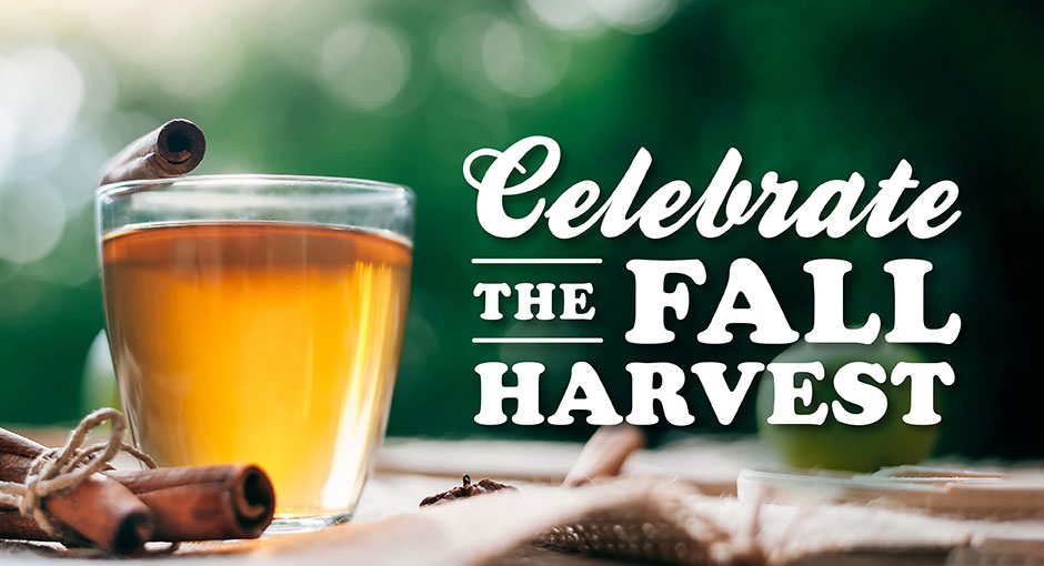 Celebrate the Fall harvest